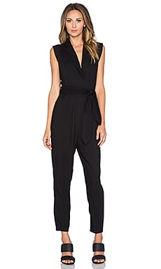 ELLIATT Orient Jumpsuit in Black