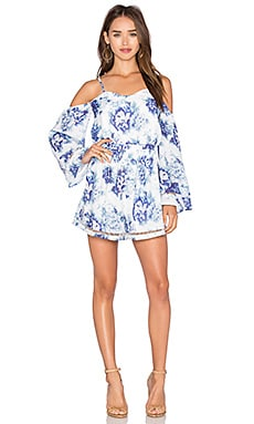 Flourish Romper in Multi