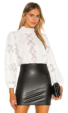 Poppy Blouse ELLIATT $184 NEW