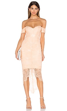 Jennifer Dress in Apricot