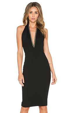 Elle Zeitoune Mason Dress in Black