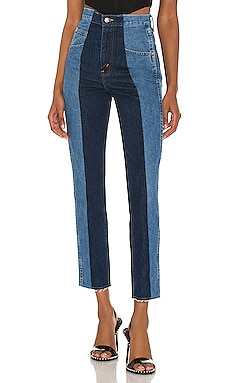 The Twin Straight Leg Jean E.L.V. DENIM $319
