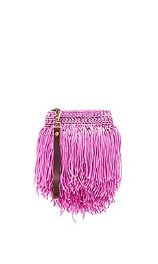 Thunder Beaded Clutch