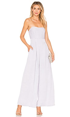 Strapless Jumpsuit Endless Rose $36