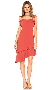 Asymmetrical Dress Endless Rose $67