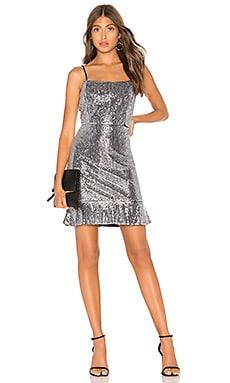 Sequin Mini Dress Endless Rose $86
