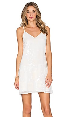 Endless Rose Delaney Dress in Off White