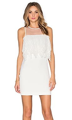 Eveleigh Dress in Off White