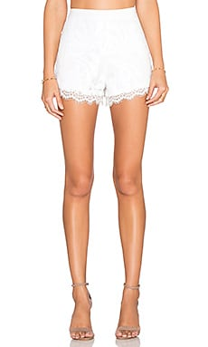 Endless Rose Marella Shorts in Off White