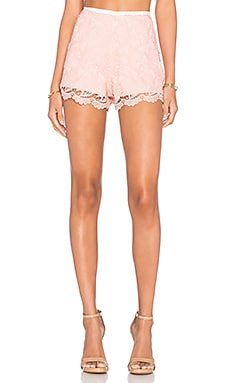 Endless Rose Casanova Short in Nude Pink