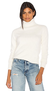 Wide Turtleneck Sweater Endless Rose $83