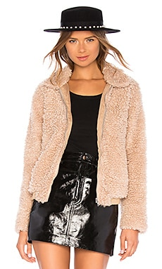 Teddy Bear Bomber Endless Rose $114