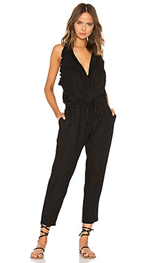 French Linen Easy Jumpsuit