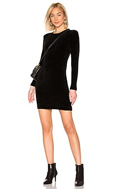 Chenille Mini Dress Enza Costa $264