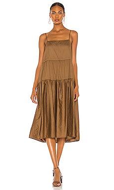 Cotton Tiered Dress Enza Costa $264