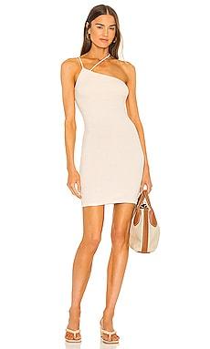 Strappy Mini Dress Enza Costa $185