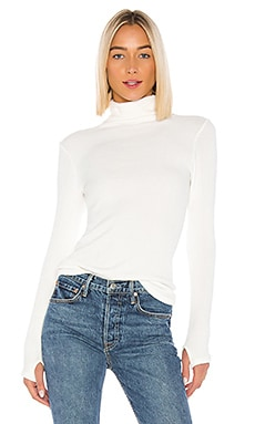Long Sleeve Turtleneck Enza Costa $136 BEST SELLER