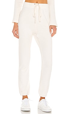 French Terry Jogger Enza Costa $185