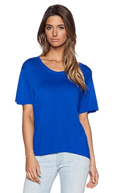 Enza Costa Boy Tee in Royal