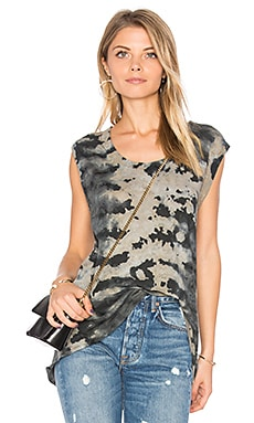 Sleeveless High Low Tank