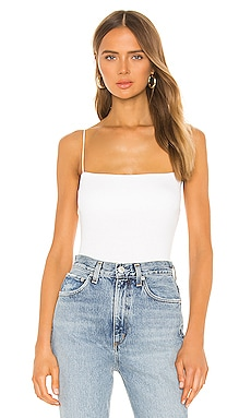 Silk Rib Essential Tank Enza Costa $125