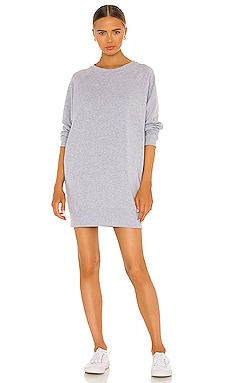 Sunday Sweatshirt Dress Electric & Rose $76 (FINAL SALE)