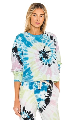 Ronan Pullover Electric & Rose $51