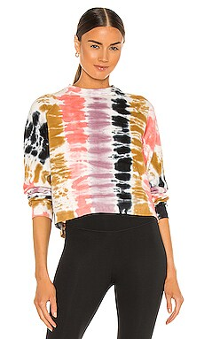 Ronan Pullover Electric & Rose $79
