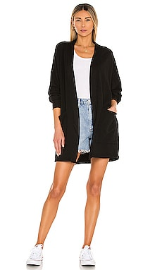 Cordova Cardigan Electric & Rose $188