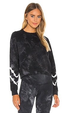 Ronan Pullover Electric & Rose $95