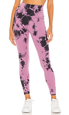 Venice 7/8 Legging Electric & Rose $121
