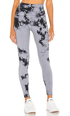 LEGGINGS VENICE Electric & Rose $118