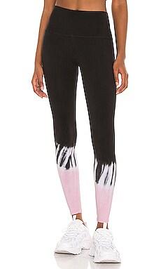 Sunset Legging Electric & Rose $54