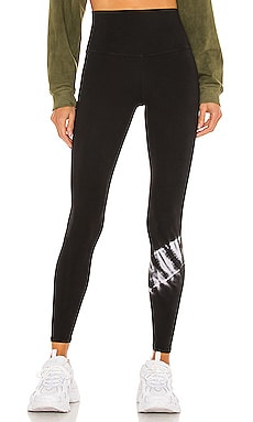 LEGGINGS SUNSET Electric & Rose $98