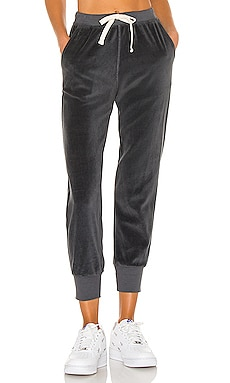 Avery Sweatpant Electric & Rose $148