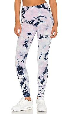 Sunset Legging Electric & Rose $33 (FINAL SALE)