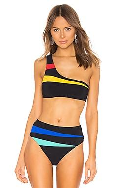 Oriana Bikini Top EMMA PAKE $137