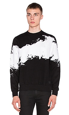 Eleven Paris Mestral Pullover in Black