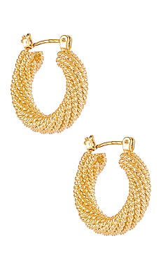Presley Hoops Electric Picks Jewelry $68