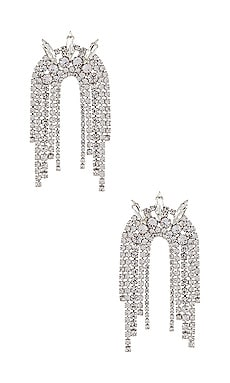 BOUCLES D'OREILLES CHANDELIER HIGH SOCIETY Electric Picks Jewelry $98
