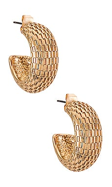Dyrbar Earrings Epifene $25