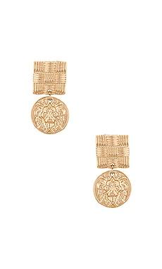 Lejonhjarta Earrings Epifene $35