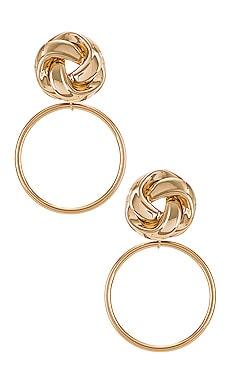 Cinnamon Earrings Epifene $40