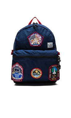 Epperson Mountaineering Day Pack with Vintage Nasa Patch in Midnight