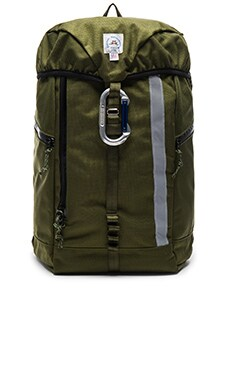 Epperson Mountaineering Reflective Large Climb Pack in Moss