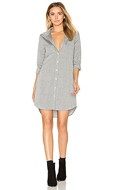 Brett Dress in Grey