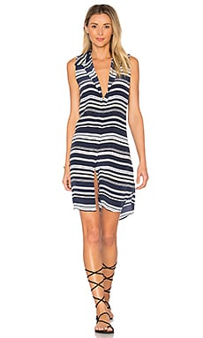 Janna Striped Dress