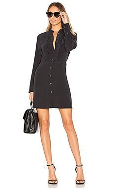 Demi Dress in True Black
