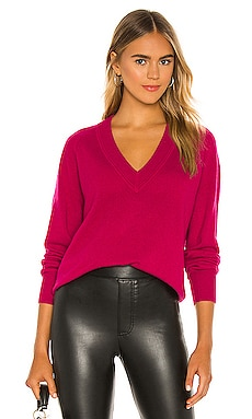 Madalene V Neck Sweater Equipment $293 NEW