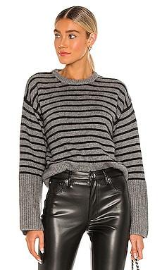 Chantine Striped Sweater Equipment $237